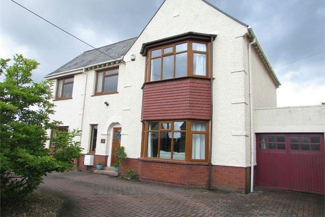 Thumbnail Detached house for sale in Cimla Road, Neath, Neath, West Glamorgan