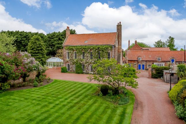 Thumbnail Detached house for sale in The Green, Hurworth, Darlington, County Durham