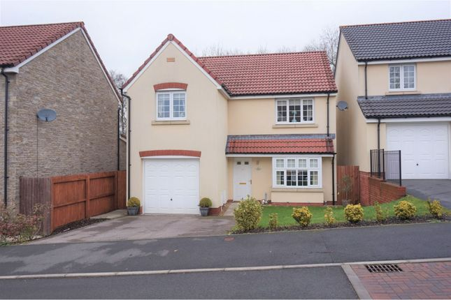 Thumbnail Detached house for sale in Tirfilkins Close, Blackwood