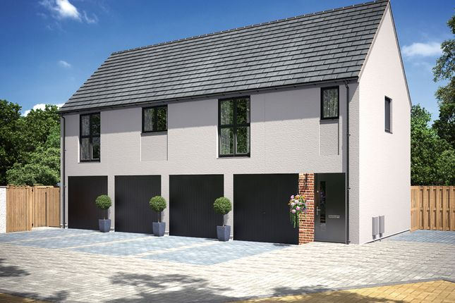"Thumbnail Property for sale in ""The Gerran"" at Kerrier Way, Camborne"