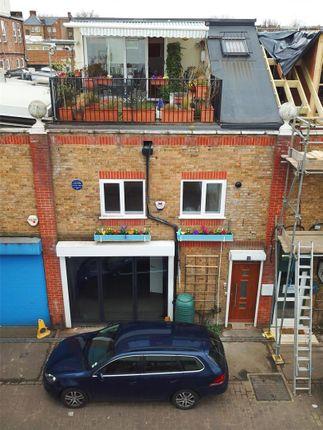 Thumbnail Terraced house for sale in Warple Mews, Warple Way, London