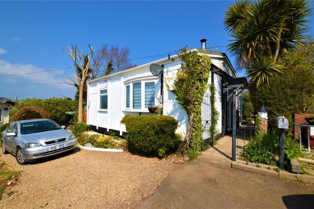 1 bed mobile/park home for sale in Tudor Lodge Park, Truthwall, Crowlas, Penzance TR20