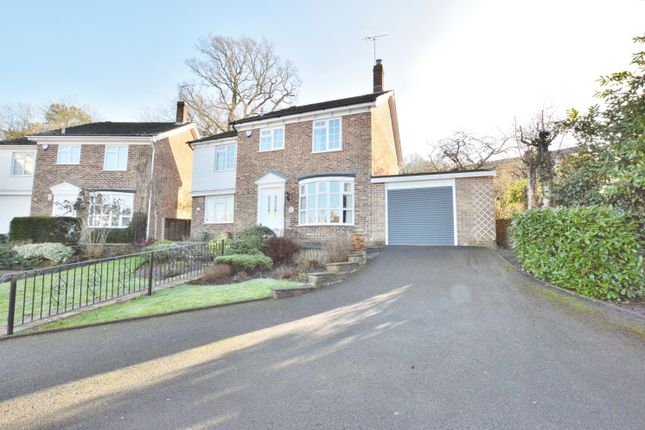 Thumbnail Detached house for sale in Stansted Close, Rowlands Castle