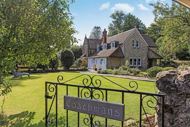 Thumbnail Detached house for sale in Clenches Farm Road, Sevenoaks