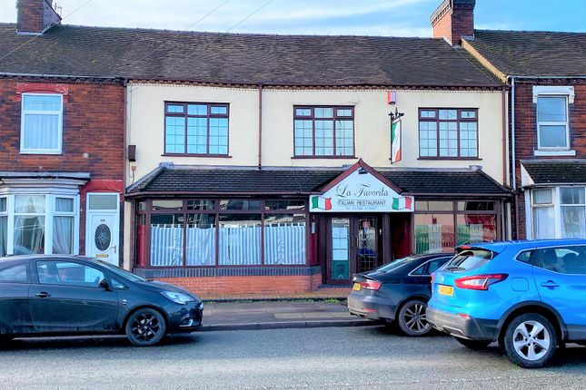 Thumbnail Restaurant/cafe for sale in 411–415 Victoria Road, Hanley, Stoke-On-Trent, Staffordshire