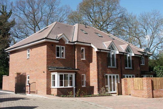 Thumbnail Flat to rent in Chesham Road, Amersham, Buckinghamshire