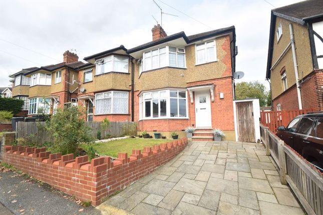 3 bed semi-detached house for sale in Cutenhoe Road, Luton LU1