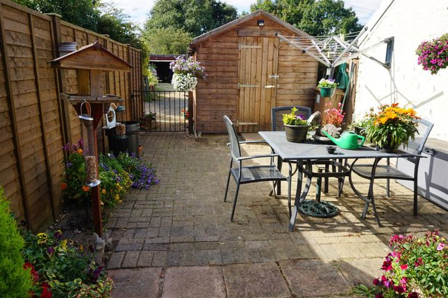 Courtyard Garden of Brightwell, Ipswich IP10