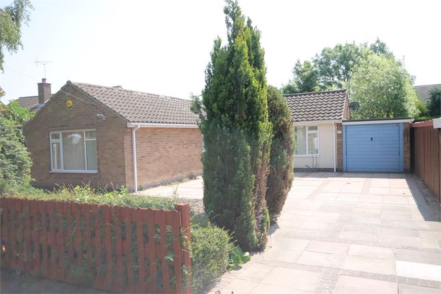 Thumbnail Detached bungalow to rent in Hawton Road, Newark, Nottinghamshire.
