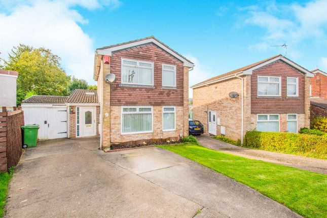 Thumbnail Detached house for sale in Runcorn Close, St. Mellons, Cardiff