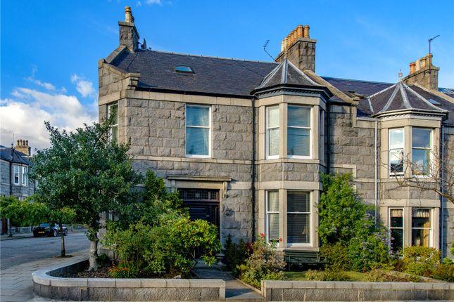 Thumbnail End terrace house for sale in 25 Salisbury Terrace, Aberdeen