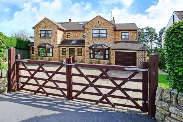Thumbnail Detached house for sale in Blacka Moor Crescent, Dore, Sheffield