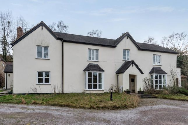Thumbnail Flat for sale in Wormelow, Hereford