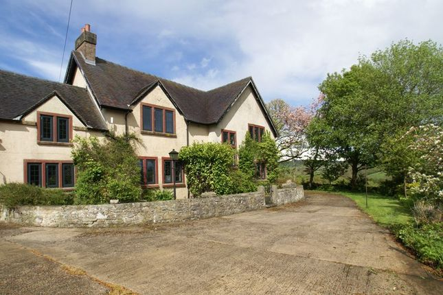 Thumbnail Detached house for sale in Nether Lane, Brassington, Matlock, Derbyshire