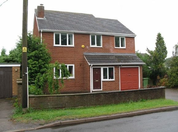 Thumbnail Detached house to rent in Wood Lane, Shilton, Coventry