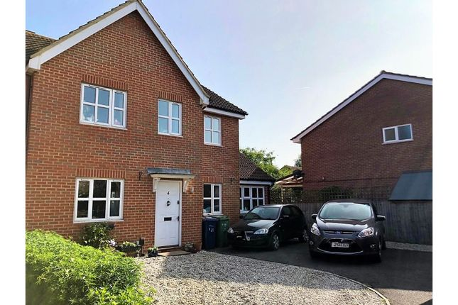 Thumbnail Detached house for sale in Cherry Tree Close, Gloucester