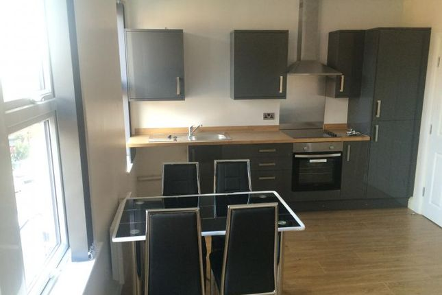 Thumbnail Flat to rent in Flat 1, Roundhay View, Leeds
