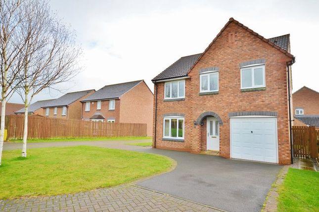 4 bed detached house for sale in Longlands Close, Egremont