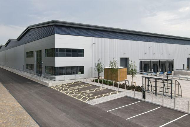 Light industrial to let in Portside Park, Avonmouth, Bristol