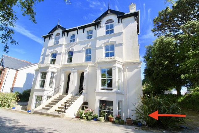 Thumbnail Flat for sale in Melvill Road, Falmouth
