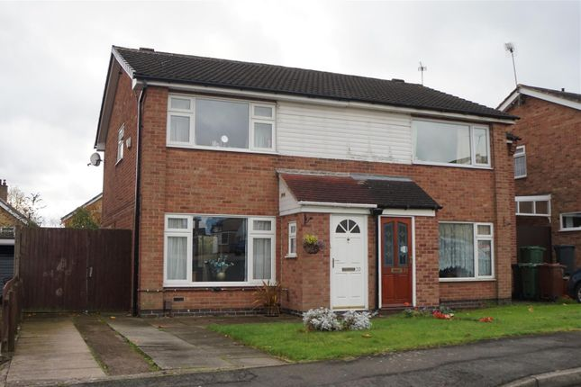 Thumbnail Semi-detached house for sale in Netherfield Road, Anstey, Leicester