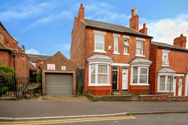 Front-20 of Goodliffe Street, Forest Fields, Nottinghamshire NG7