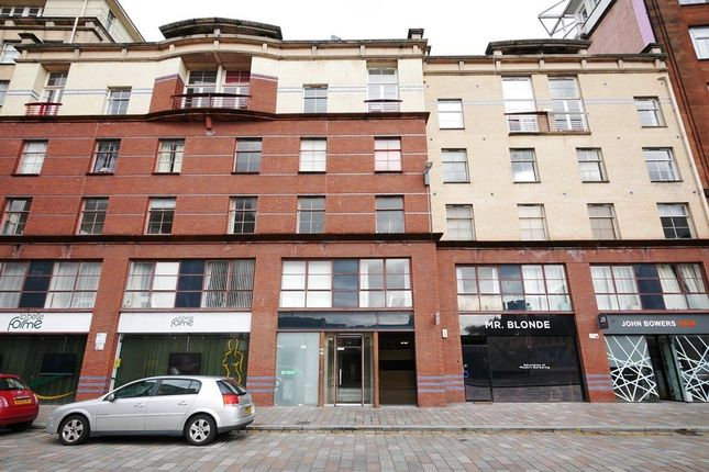 Thumbnail Flat to rent in Wilson Street, Glasgow