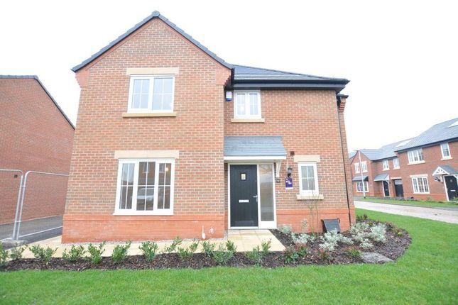 Thumbnail Detached house for sale in Hayfield Manor, Hoyles Lane, Cottam, Lancashire