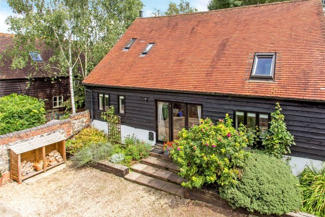Thumbnail Barn conversion for sale in Gangsdown Hill, Ewelme, Wallingford, Oxfordshire