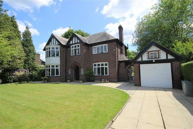 Thumbnail Detached house to rent in Cavendish Road, Ellesmere Park, Eccles