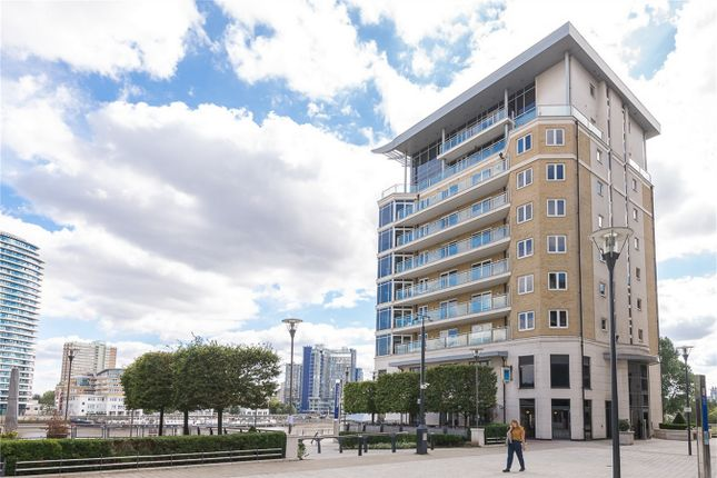 Thumbnail Flat for sale in Riverside Tower, The Boulevard, Imperial Wharf
