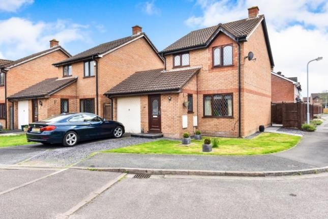 Thumbnail Detached house for sale in Wansbeck Green, Taunton
