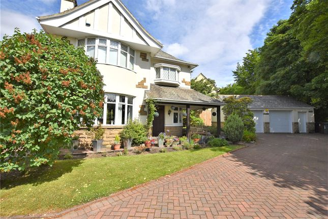 Thumbnail Detached house for sale in Ring Road, Lawnswood, Leeds, West Yorkshire