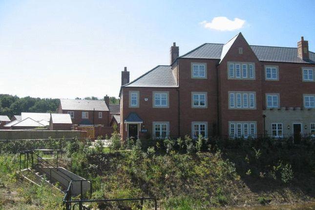 Thumbnail Terraced house to rent in Wallett Drive, Muxton, Telford
