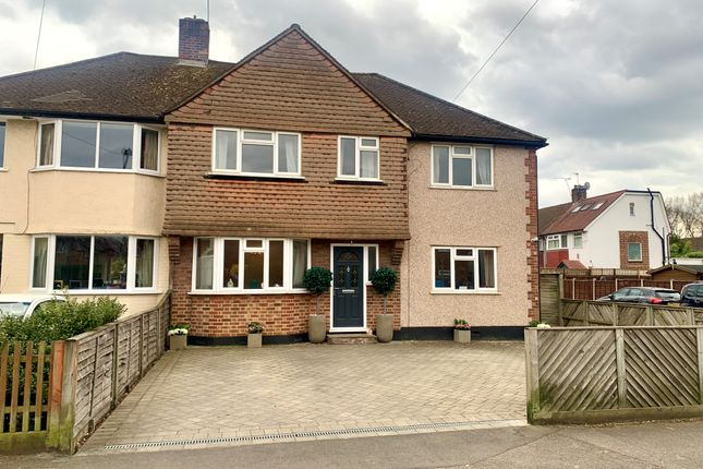 5 bed semi-detached house for sale in Culvers Avenue, Carshalton SM5