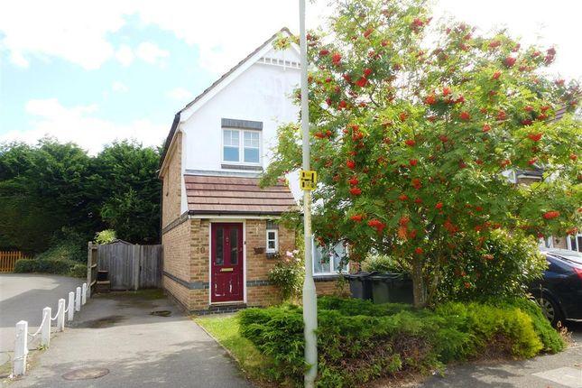 Thumbnail Detached house to rent in James Haney Drive, Kennington, Ashford