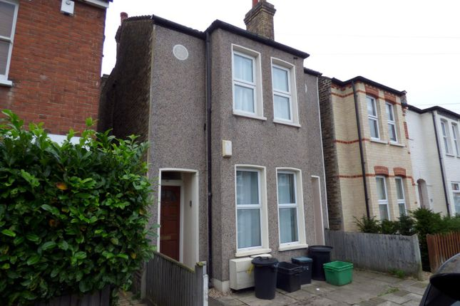 Thumbnail Maisonette to rent in Bromley Crescent, Bromley