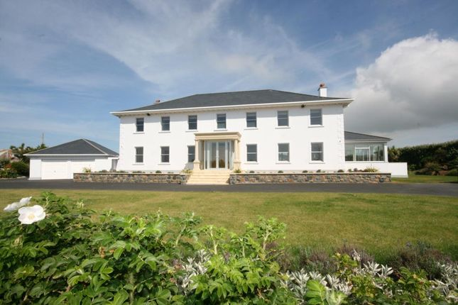 Thumbnail Detached house for sale in Route De La Rocque Poisson, St Peter's, Guernsey
