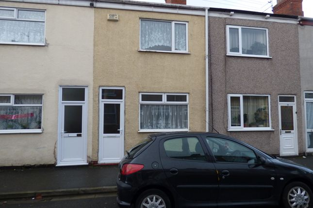 Thumbnail Terraced house to rent in Castle Street, Grimsby