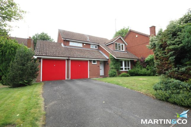 Thumbnail Detached house to rent in Sheringham, Edgbaston