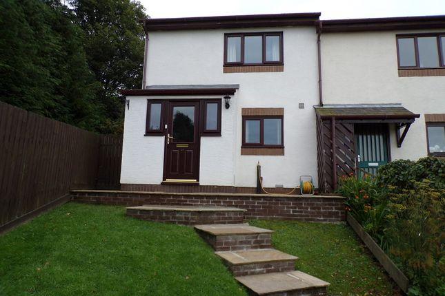 Thumbnail Semi-detached house for sale in Dale Park, Allendale, Hexham