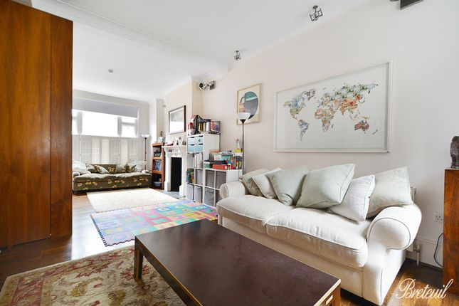Thumbnail Terraced house to rent in Peterborough Road, London