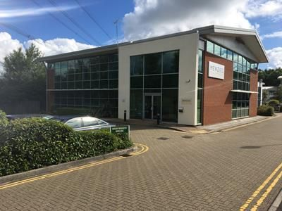 Thumbnail Office to let in Wentworth House, The Links, 4400 Parkway, Solent Business Park, Segensworth, Hampshire