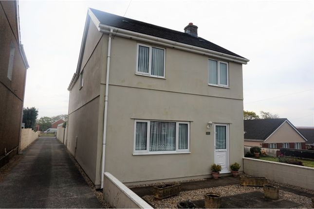 Thumbnail Detached house for sale in Waterloo Road, Llanelli