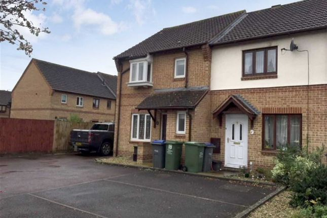 Thumbnail Terraced house to rent in Water Mint Way, Calne, Wiltshire