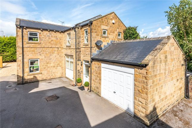 Thumbnail Detached house for sale in Back Lane, Drighlington, Bradford, West Yorkshire