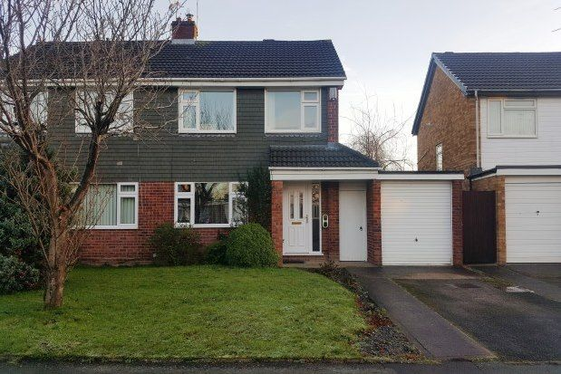 3 bed semi-detached house to rent in Sherbourne Avenue, Chester CH4