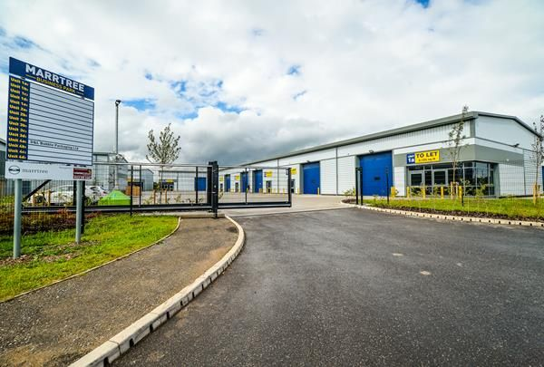 Thumbnail Light industrial to let in Unit 4D Marrtree Business Park, Quest Park, Wheatley Hall Road, Doncaster