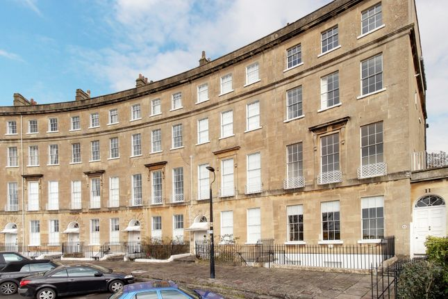 Thumbnail Flat to rent in Cavendish Crescent, Bath