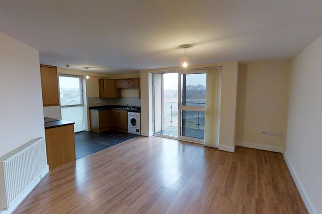 Thumbnail Flat to rent in 9 John Robert Gardens, Carlisle